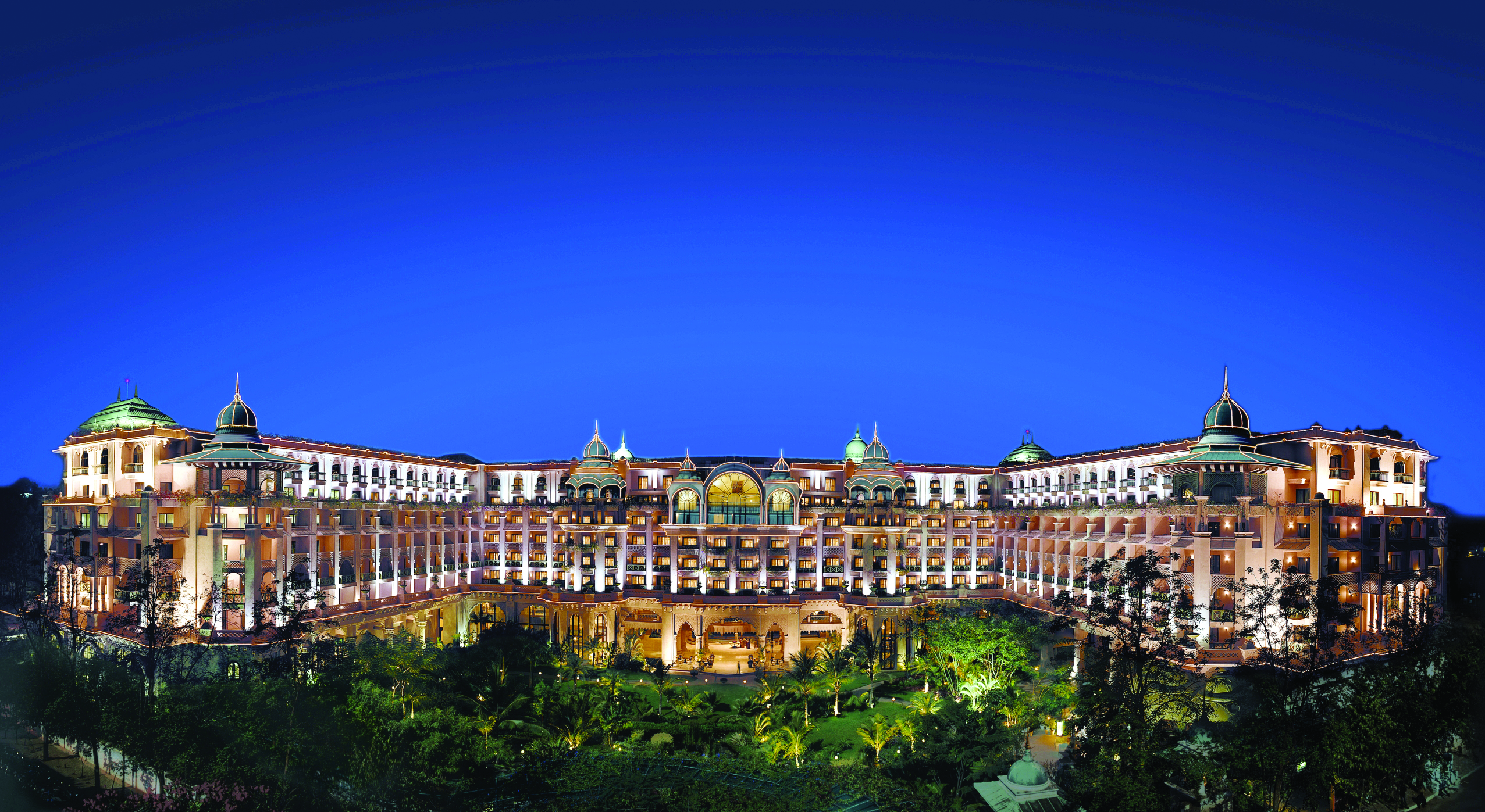 Spa Hotels In Bangalore